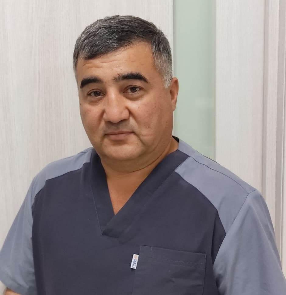 Авлякулов Ильхом Раимович