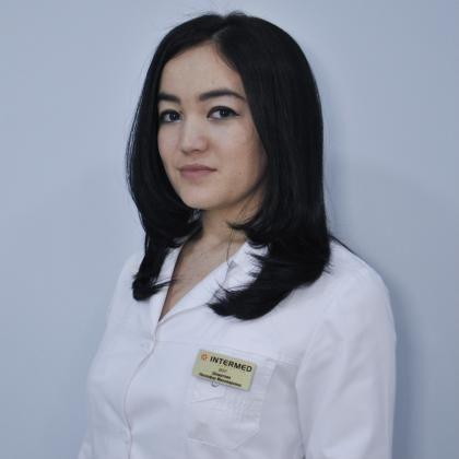 Худайбергенова Дилафруз Хамзаевна