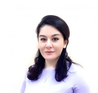 Бахрамова Гульбахор Баходирходжаевна