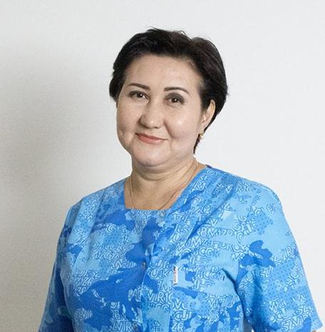 Суиндикова Феруза Алпысбаевна