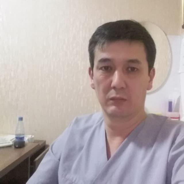 Холхужаев Разимжон Одылович