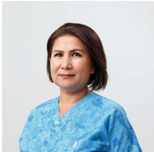 Бекмурадова Курбаной Кенджибаевна