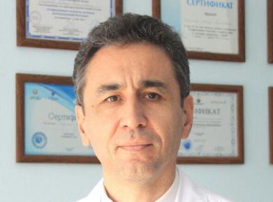 Назаров Салохиддин Хусниддинович